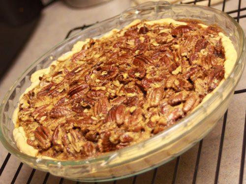Pecan Pie….My Faaaaaavorite!