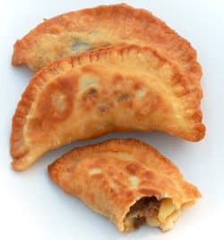 A Little Piece of Home: Pastelillos de Carne (