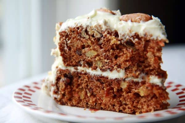 Birthday Carrot Cake
