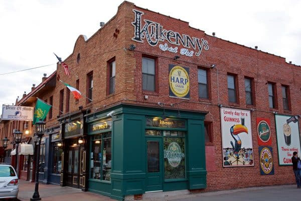 Kikenny's Irish Pub