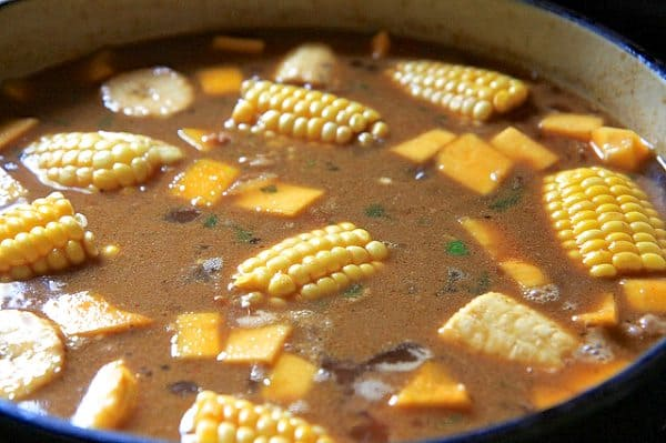 Sancocho (Puerto Rican Beef Stew) - by TheNoshery.com