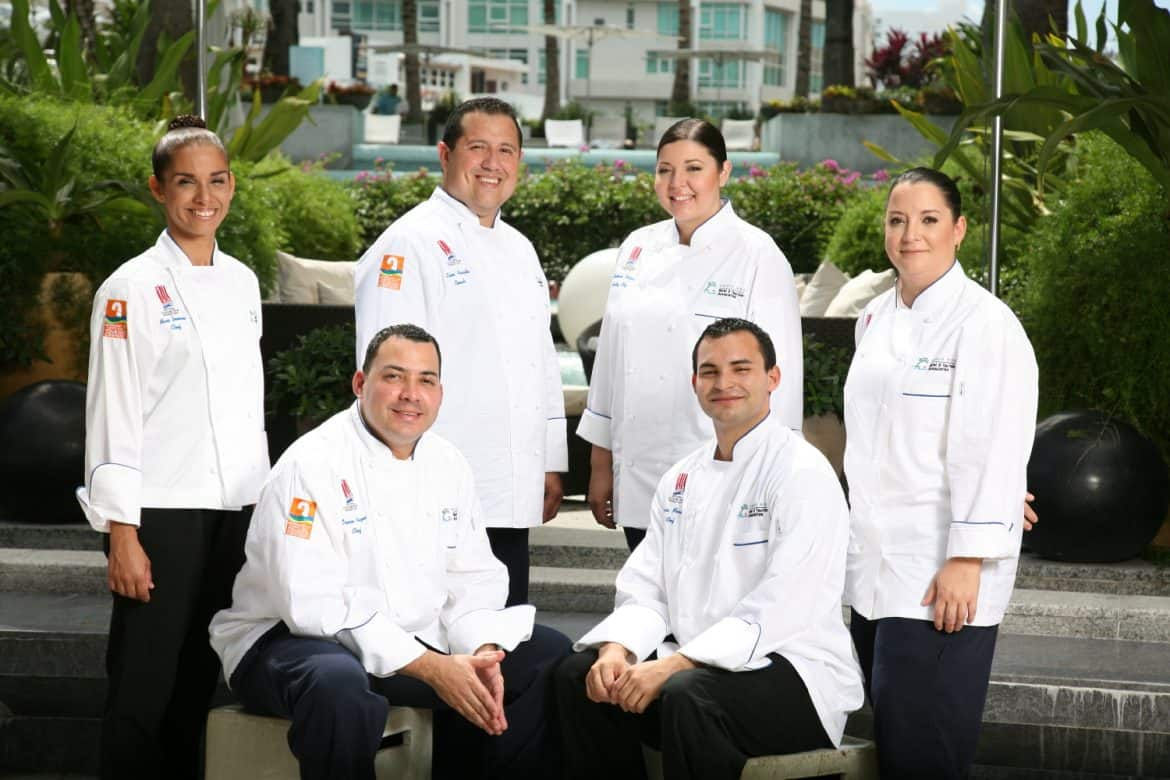 2010 Puerto Rican Culinary Team