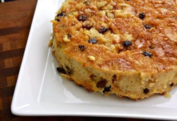 A Noshery Production: Budín de Pan (Bread Pudding)
