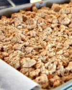 Big Crumb Apple Coffee Cake
