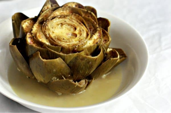 Stuffed Artichoke-600