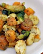 Winter Vegetable Gnocchi