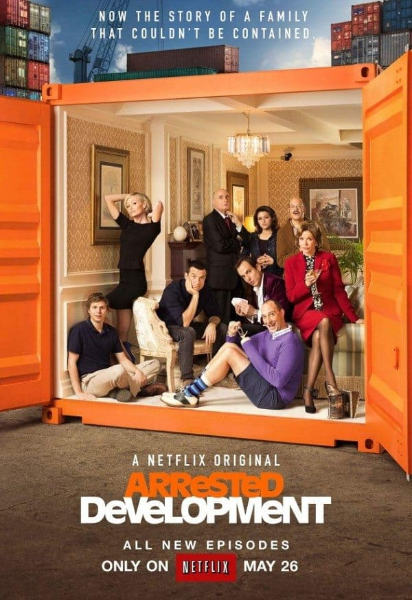 Arrested Development Ad