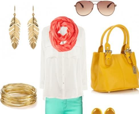 skinny & gold