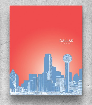 Learning about Dallas
