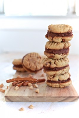 Peanut Butter Sandwich Cookies 59