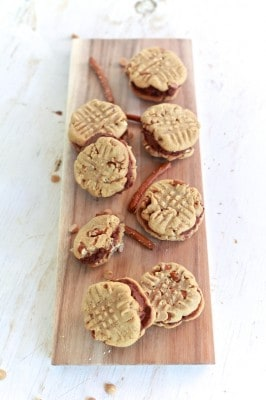 Peanut Butter Sandwich Cookies 65
