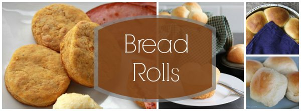 Bread Rolls Header