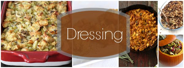 Dressing Collage