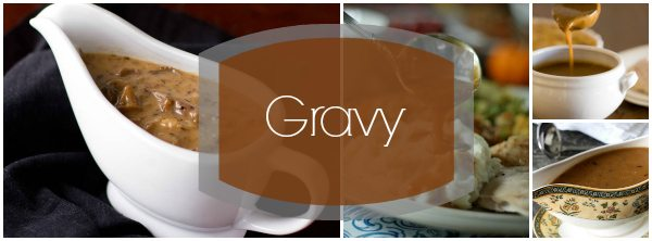 Gravy header
