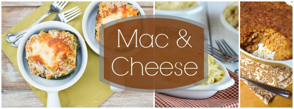Mac & Cheese Header