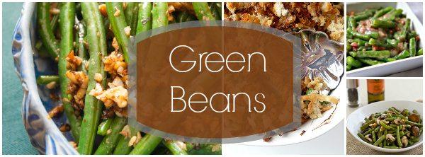 green beans header