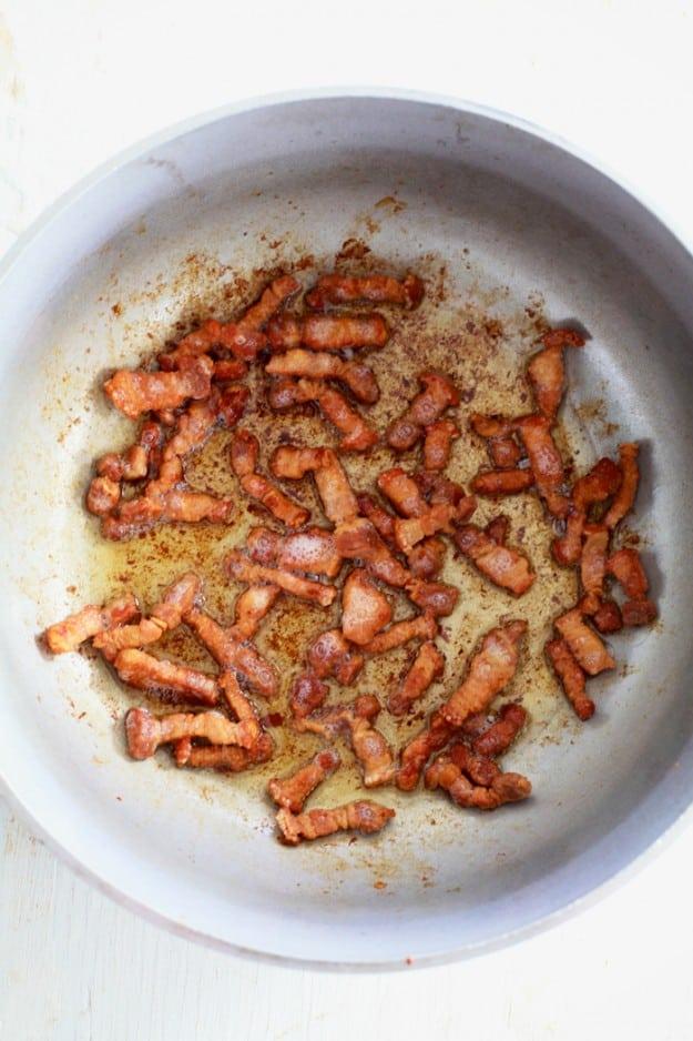 Arroz con Gandules (Rice & Pigeon Peas) | TheNoshery.com - @thenoshery