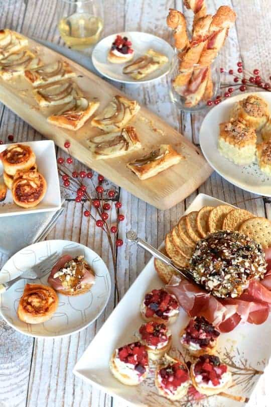 6 Easy New Year's Eve Appetizers
