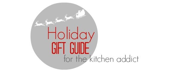 Kitchen Addict Gift Guide with Luvocracy