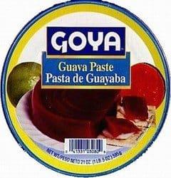 Goya Guava Paste 21 Ounce Can Pasta de Guayaba (2 Pack)   $15.95