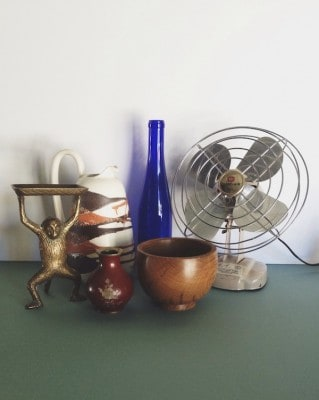 Mid-Century Vignettes: Own Things That are Useful or Beautiful