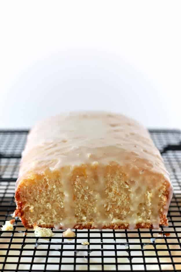 Meyer Lemon Olive Oil Cake | TheNoshery.com - @TheNoshery