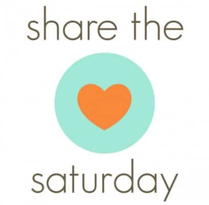 Share the Love Saturday