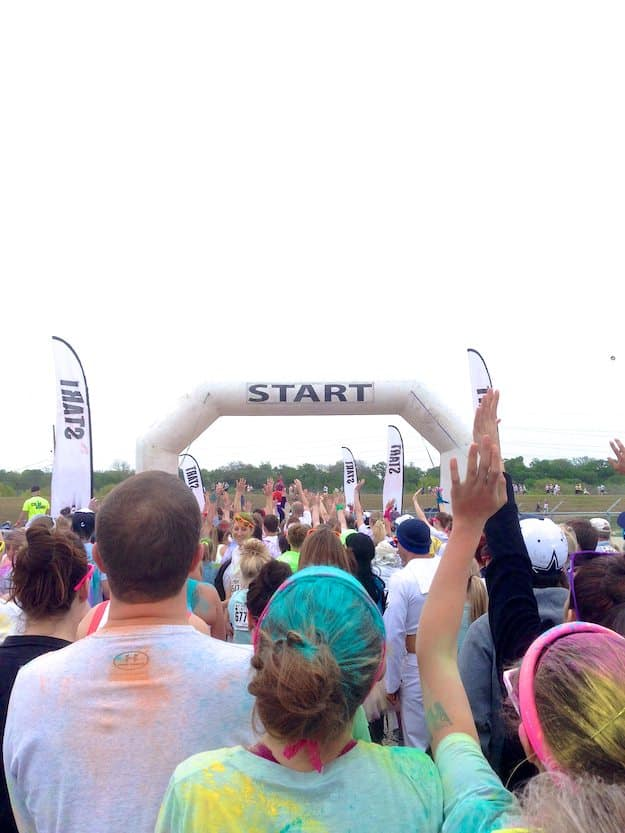 Color Me Rad 4