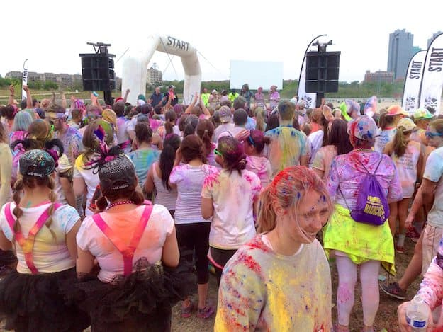 Color Me Rad 5