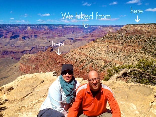 Grand Canyon hike 15