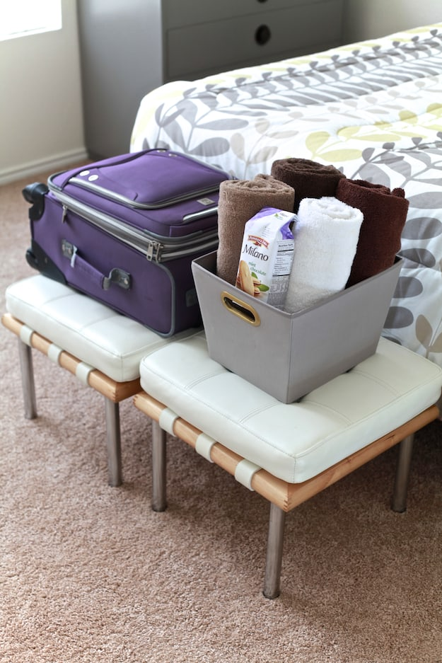 How to Make a Guest Feel at Home + $100 @JCPenney Gift Card Giveaway -https://buff.ly/1ogF6bv summer #lifehack