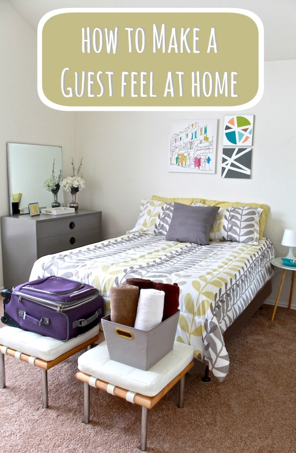 c88d857f73f91 How to Make a Guest Feel at Home +  100 JCPenney Gift Card Giveaway ...