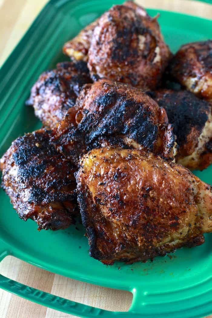 Best Grilled Chicken Ever - TheNoshery.com