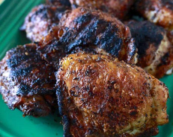 Best Grilled Chicken Ever