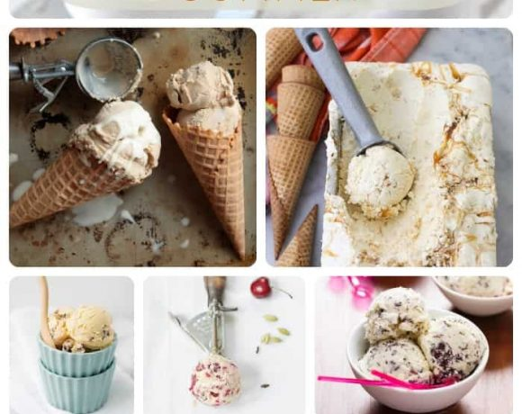 20 Ice Cream Recipes for Summer