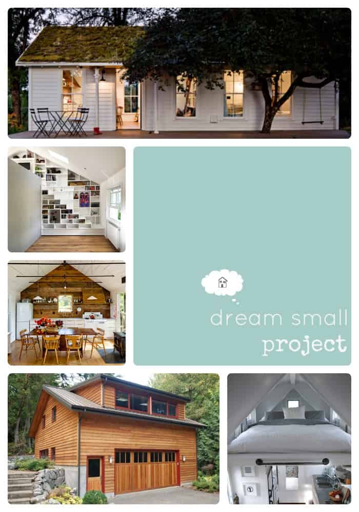 If You Read The Noshery Regularly May Have Noticed A New Link In Menu Called Dream Small Project And Wondered What It Meant