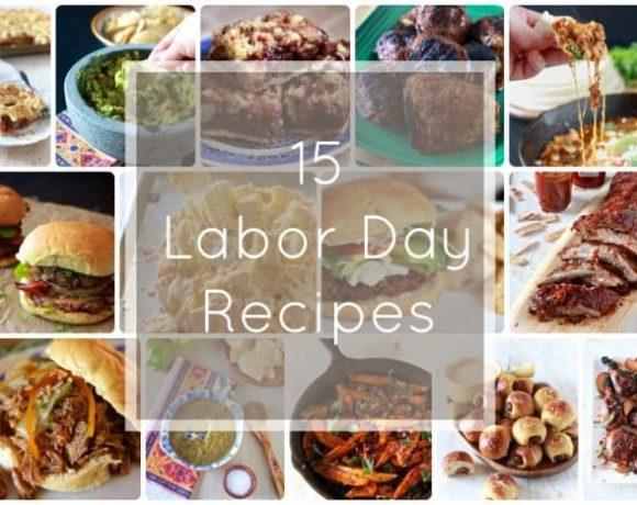15 Labor Day Recipes