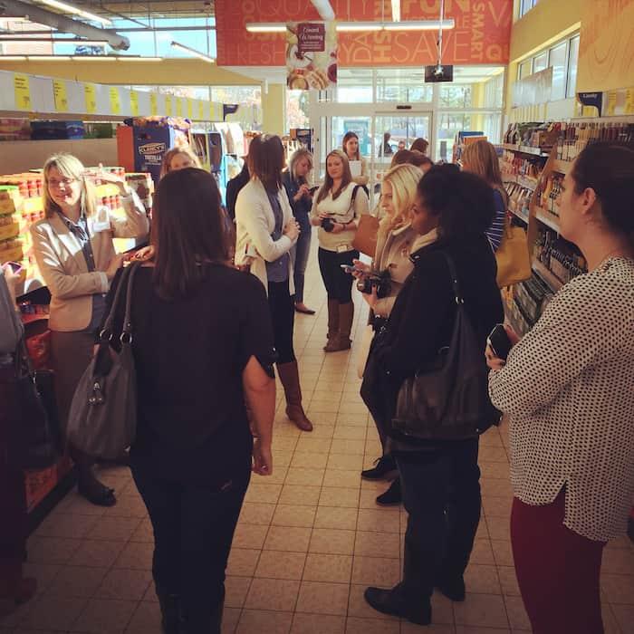 Shopping with ALDI | TheNoshery.com - @thenoshery | @ALDIUS #inthealdikitchen