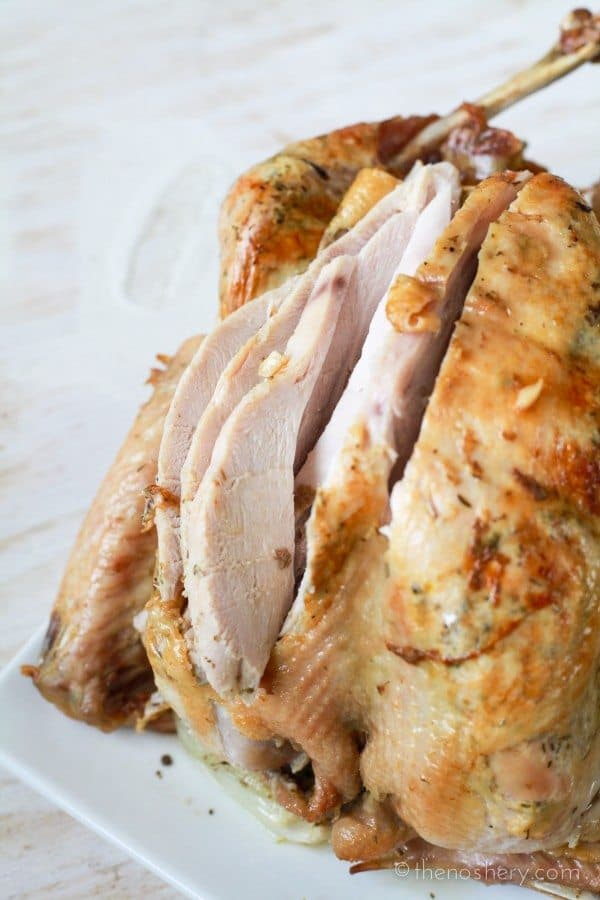 Puerto Rican Thanksgiving Turkey: Pavochon | The Noshery