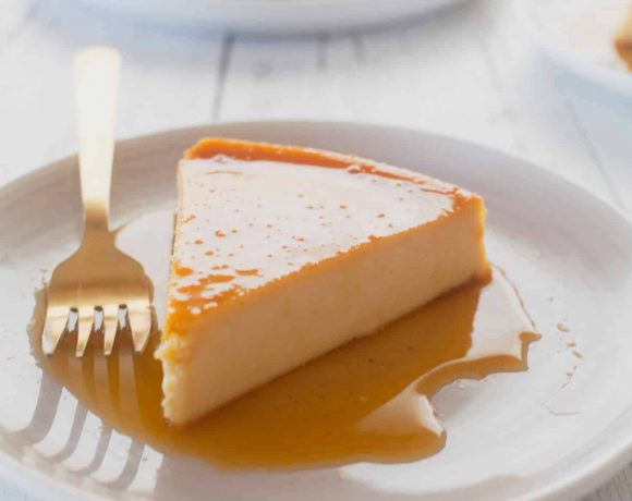 Cheese Flan (Flan de Queso)
