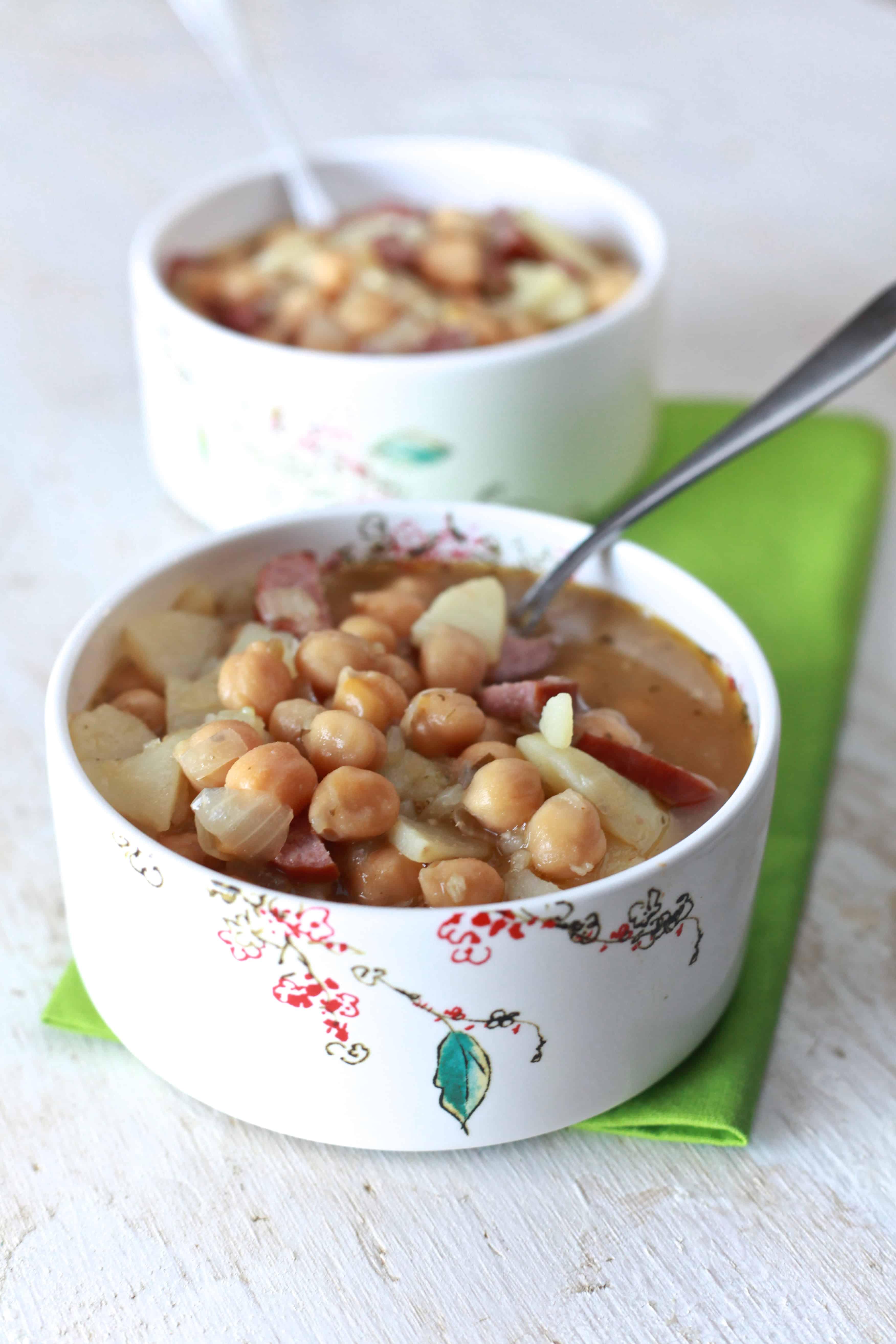 recipe: cuban soup recipes with garbanzo beans [30]