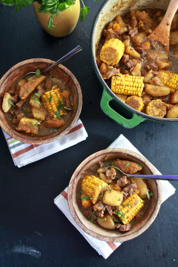 Sancocho (Puerto Rican Beef Stew) | The Noshery