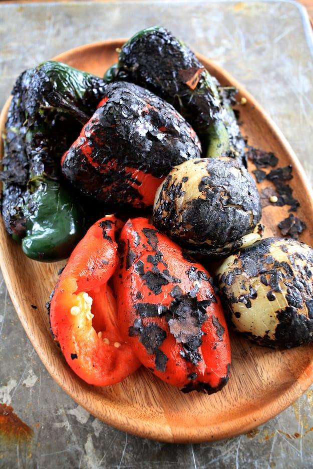 Slow-Cooker Southwestern Lomo Saltado | #FarmtoFlavor #Recipe @AlexiaFoods | TheNoshery.com - @TheNoshery #ad