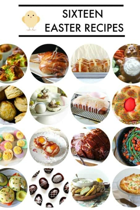Easter Recipe Header