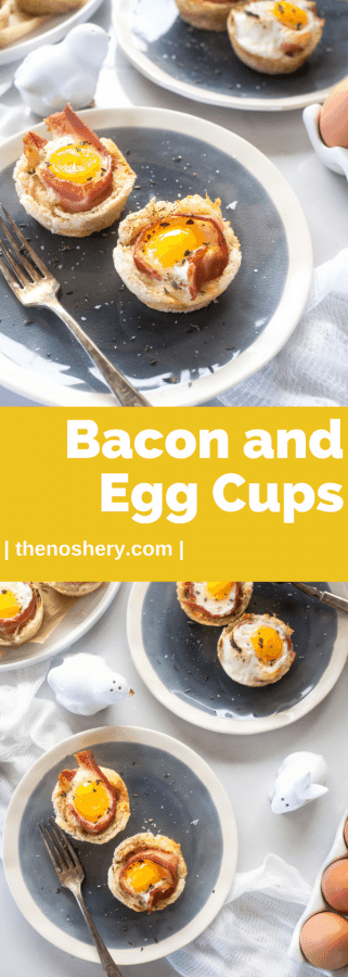 Bacon Egg Cups | The Noshery