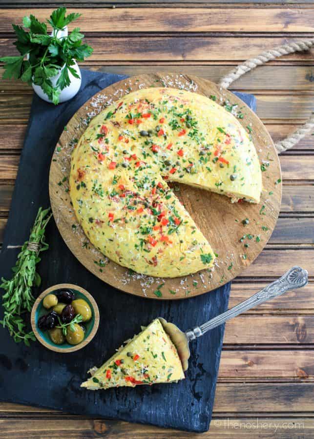 Tortilla Espanola | The Noshery