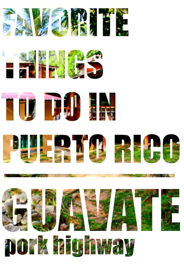 Thing To Do In Puerto Rico Guavate The Noshery