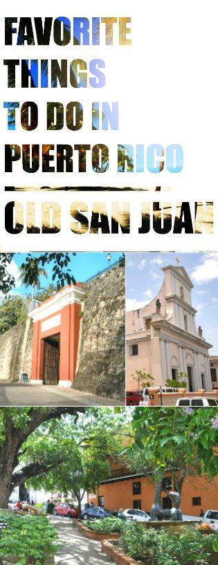 Things to do in Puerto Rico : Old San Juan | TheNoshery.com - @TheNoshery