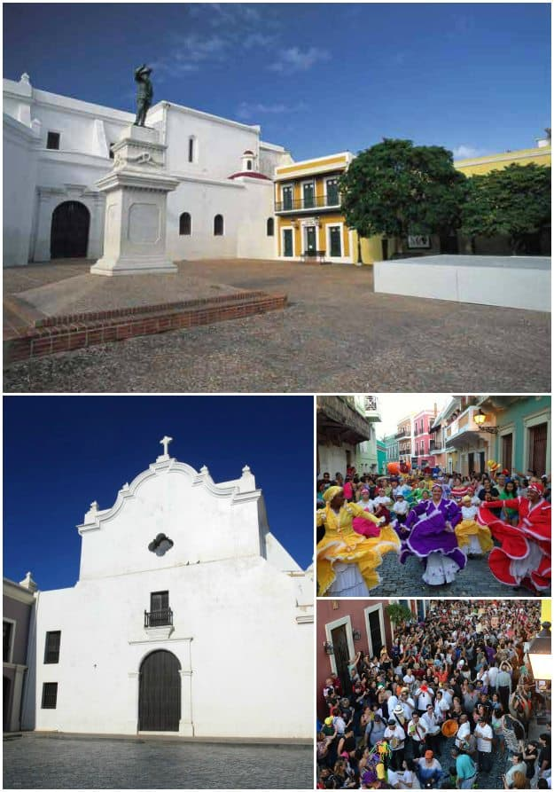 Things to Do in Puerto Rico: Old San Juan | TheNoshery.com - @thenoshery