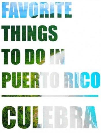 Things to do In Puerto Rico: Culebra